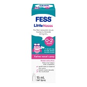 Fess Little Noses Saline Nasal Spray 15ml