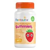 Pentavite Daily Multivitamin Kids 60 Gummies