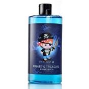 Star & Rose Bubble Bath Pirate 500ml