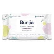Bunjie Probiotic Baby Wipes 80 Wipes