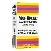 No-Doz 100 Tablets