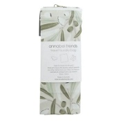 Annabel Trends Gumnuts Sage Travel Laundry Bag
