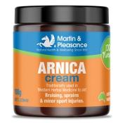 Martin & Pleasance Natural Arnica Cream 100g