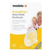 Medela Personal Fit Flex Breast Shield Xlarge 30mm 2 Pack