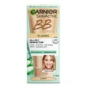Garnier BB Cream All-In-One Perfector Classic SPF15 Light 50ml