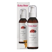 Euky Bear Baby Massage Oil 125ml