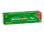 Berocca Performance Original 15 Effervescent Tablets