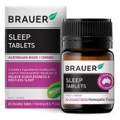 Brauer Sleep Insomnia Relief 60 Tablets