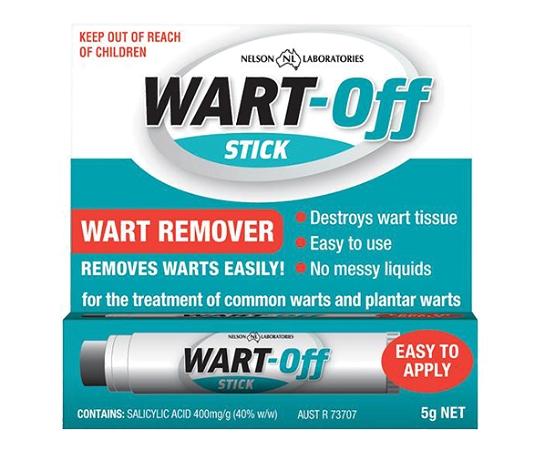 Wart Off Wart Remover Stick 5g