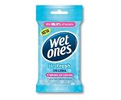 Wet Ones Be Fresh Original 15 Pack