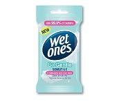 Wet Ones Be Gentle Sensitive 15 Pack