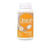 Citracal+D Calcium Citrate & Vitamin D 100 Tablets