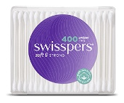 Swisspers Cotton Tips 400 Pack