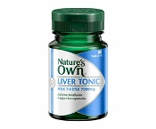 Natures Own Liver Tonic 50 Tablets