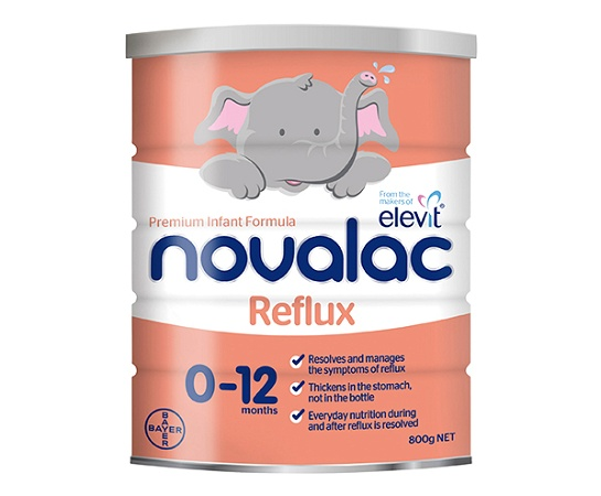 Novalac Reflux Infant Formula 800g