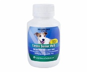 Vetalogica Canine Senior Multi 120 Chewable Tablets