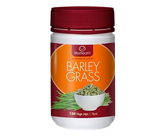 Lifestream Barley Grass 120 Vegi Caps