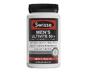 Swisse Ultivite Mens 50+ 90 Tablets