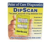 Dipscan Drug Testing Kit 1 Kit