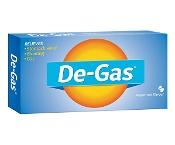 De-Gas Peppermint 48 Capsules