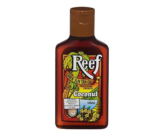 Reef Oil Dark Sun Tan Coconut 125ml