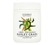 Synergy Natural Organic Barley Grass 200g