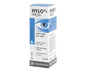 Hylo Fresh Eye Drops 1mg 10ml
