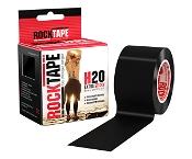 Rocktape H20 Black 5cm x 5m Tape