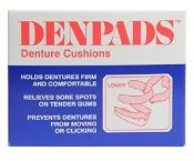 Denpads Denture Cushions Lower