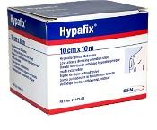 Hypafix Hypoallergenic Retention Tape 10cm X 10m