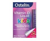 Ostelin Kids Vitamin D Liquid 20ml