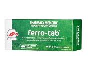 Ferro-Tab Iron 60 Film Coated Tablets