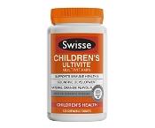 Swisse Ultivite Childrens 120 Tablets