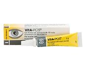 Vita-Pos Eye Ointment Vitamin A 250iu/g 5g