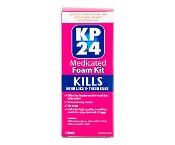 KP24 Medicated Head Lice Foam 100ml