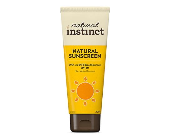 Natural Instinct Kids Natural Sunscreen 200g