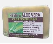 Harmony Soap Neem & Aloe Vera 140g