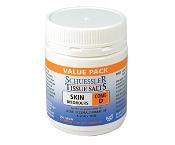 Schuessler Tissue Salts Comb D Skin Disorders 250 Tablets