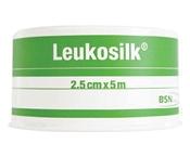Leukosilk Tape 2.5cm x 5m