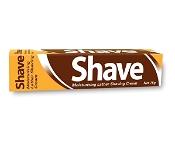Shave Moisturising Lather Shave Cream Tube 75g