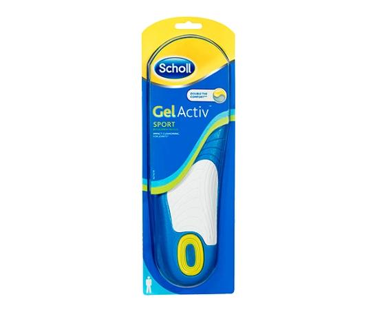 Scholl Gel Activ Sport Insoles Men 7-12 1 Pack