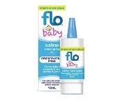 Flo Baby Saline Nasal Spray 15ml