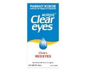 Murine Clear Eyes Drops 15ml