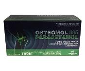 TRUST OSTEOMOL 665 96 TABS