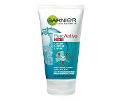 Garnier Pure Active 3in1 Wash Scrub & Mask 150ml