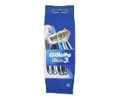 Gillette Blue3 Disposable Shaving Razor 4 Pack