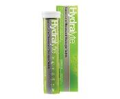 Hydralyte Effervescent Electrolyte Tablets Lemon Lime 20 Pack