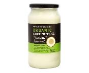 Honest to Goodness Organic Coconut Oil Virgin 1 Litre