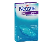 Nexcare by 3M Blister Waterproof Bandages 6 Pack