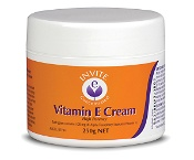 Invite E Vitamin E Cream Jar 250g